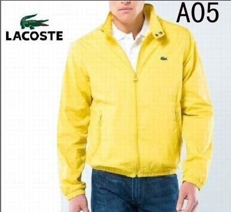 le dernier 45225 fd01f blouson Lacoste moins cher,acheter veste Lacoste en france ...