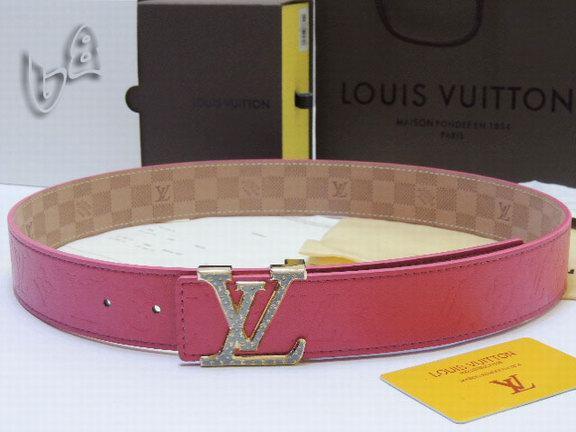 Ceinture Louis Vuitton Reversible