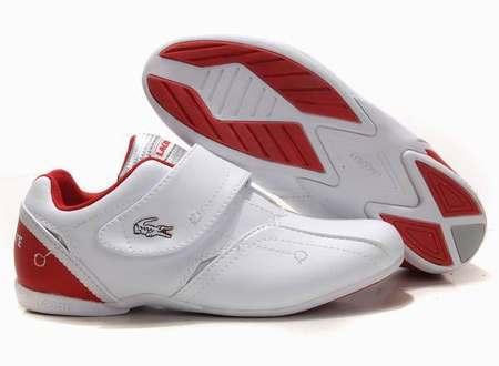 Chez Homme Courir Chaussure Grise basket basket Lacoste j4q5L3AR