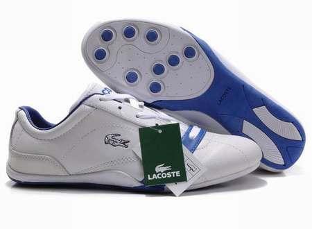 11340170d62 chaussure lacoste dreyfus bleu