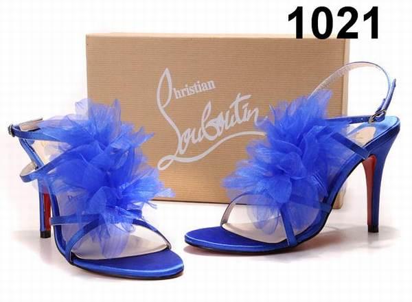 chaussure imitation louboutin femme