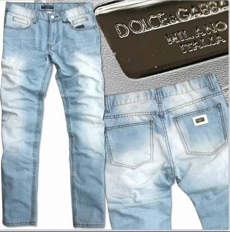 Marque de jeans a la mode homme