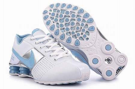 Soldes Nike Shox R4 Femme