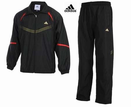 jogging molleton homme adidas