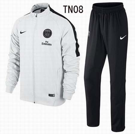 ensemble nike orange homme