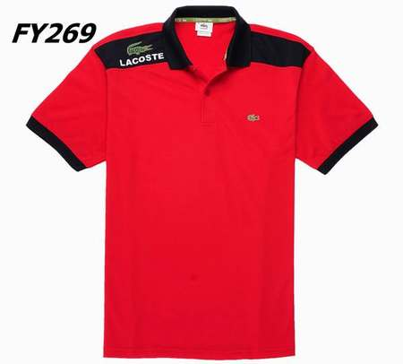 9f6952fbbe1 Lacoste chemise jean pas cher