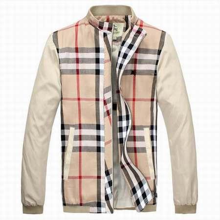 achat veste Burberry cuir,veste cuir Burberry homme pas cher