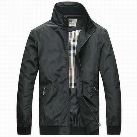 Acheter veste cuir pas cher
