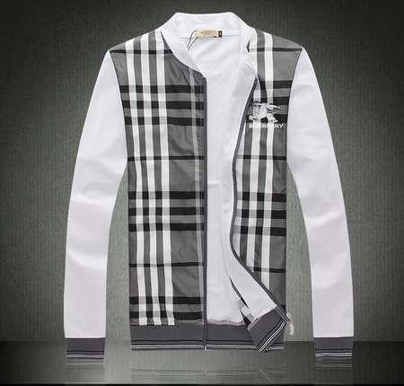 d9c3de3036b798 Coat Denim Burberry Trench veste Bon Homme Bleu Prix veste dTxnXq